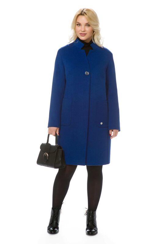 Верхняя одежда женская Elema Пальто женское демисезонное Т-7027 - фото 1