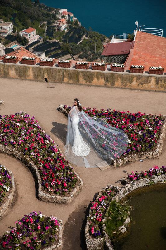 Свадебный салон Bonjour Galerie Платье свадебное ENKARNE из коллекции NEW COLLECTION - фото 3