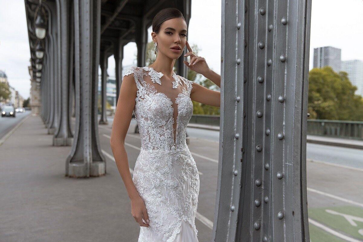 """Свадебное платье напрокат ALIZA свадебное платье """"Brigity"""" - фото 2"""