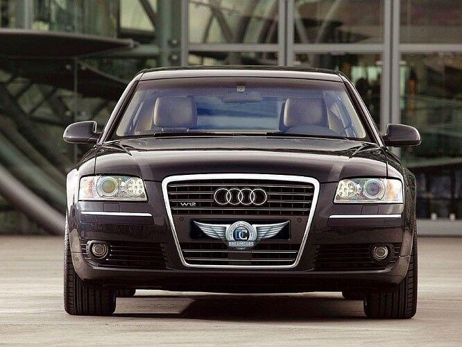 Аренда авто Audi A8 D3 - фото 2