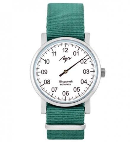 Часы Луч Наручные часы «Однострелочник»  77471767 - фото 1