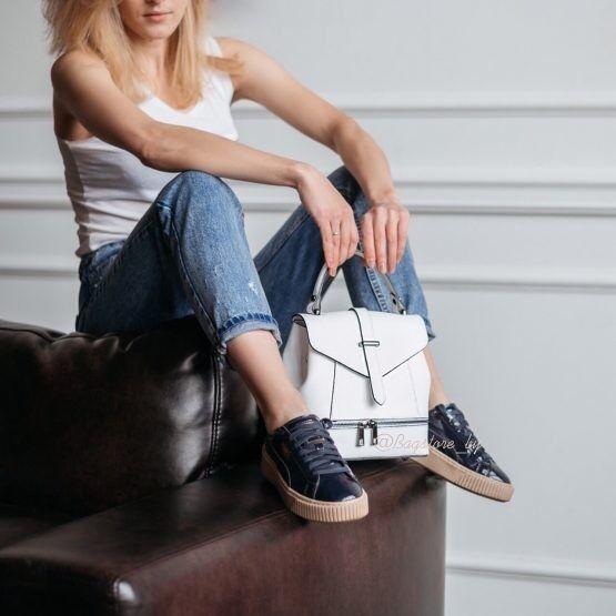 Магазин сумок Vezze Кожаный женский рюкзак  С00484 - фото 1
