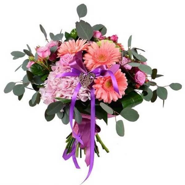 Магазин цветов Букетная Букет «Первое свидание» - фото 1