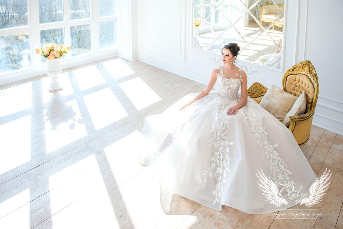 Свадебный салон ALIZA Свадебное платье Melisa - фото 1