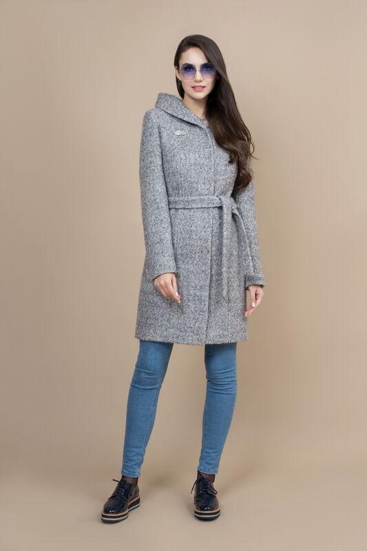 Верхняя одежда женская Elema Пальто женское демисезонное 1-7314-2 - фото 1