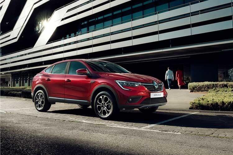 Прокат авто Renault Arkana 2019 AT - фото 3