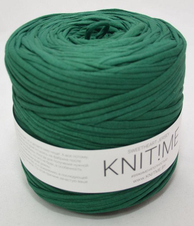 Товар для рукоделия Knit!Me Ленточная пряжа Sweetheart Jersey - Сладкий горошек (SJ045) - фото 1