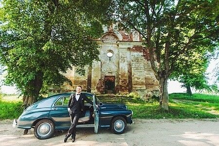 Прокат авто ГАЗ М20 «Победа» - фото 9