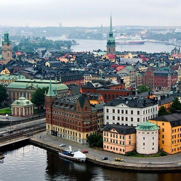 Туристическое агентство Новая Планета Тур для студентов и школьников «Таллин – Стокгольм – Таллин – Рига» - фото 1