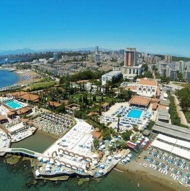 Туристическое агентство География Пляжный авиатур в Турцию, Анталия, Club Hotel Sera 5 - фото 1