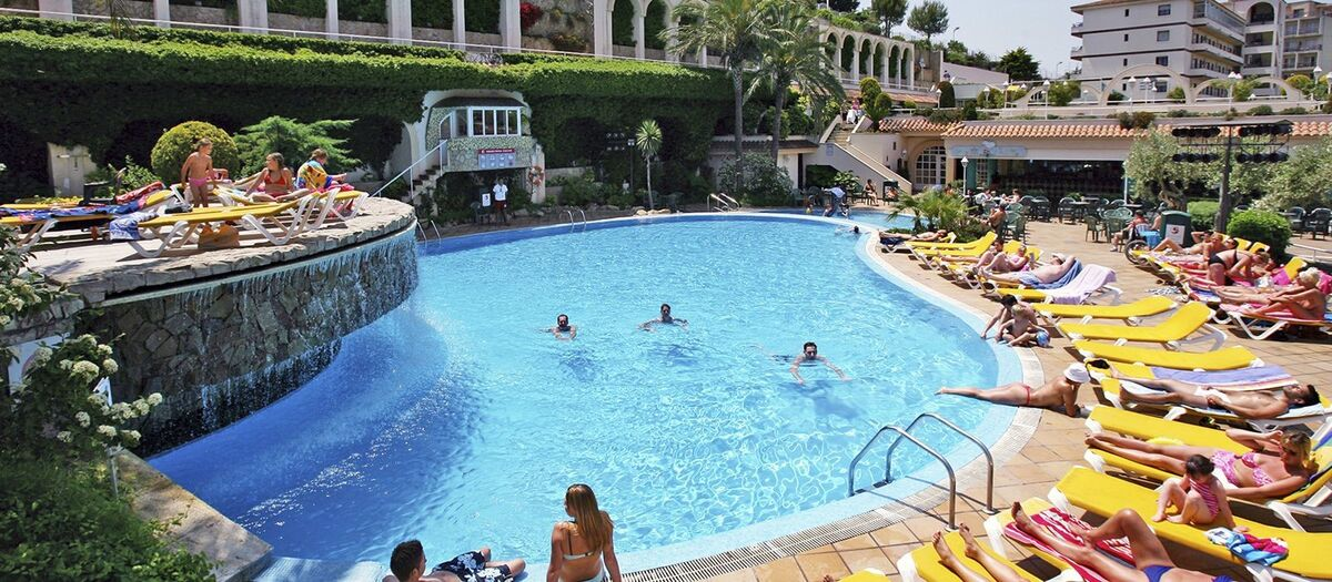Туристическое агентство Санни Дэйс Пляжный авиатур в Испанию, Коста Брава, Guitart Central Park Aqua Resort 4* - фото 9