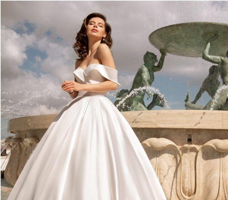 Свадебное платье напрокат Vanilla room Платье свадебное Джудит - фото 2