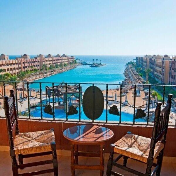 Туристическое агентство EcoTravel Пляжный авиатур в Египет, Хургада, Sunny days resorts spa & Aqua park 4* - фото 1