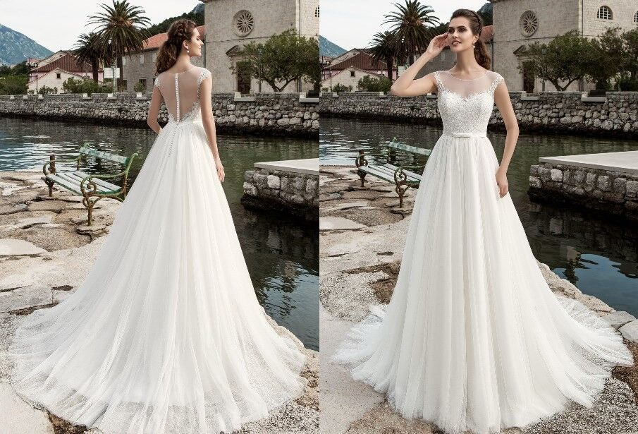 Свадебное платье напрокат Lussano Bridal Платье свадебное 16008 - фото 2