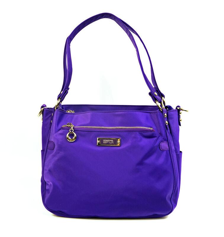 Магазин сумок Epol Сумка женская фиолетовая 9162 - фото 1