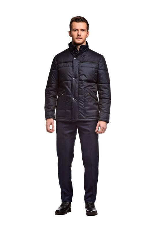 Верхняя одежда мужская Keyman Куртка мужская синяя - фото 1
