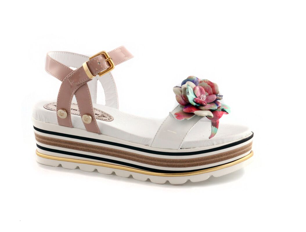 Обувь женская L.Pettinari Босоножки женские 5320 - фото 1
