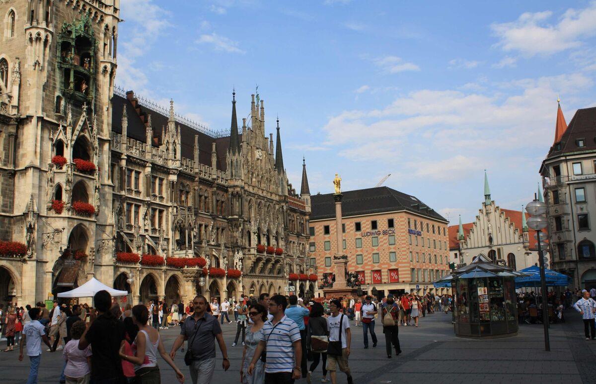 Туристическое агентство Голубой парус Автобусный тур «Вена – Мюнхен – Замки Баварии» - фото 9
