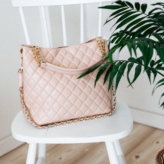 Магазин сумок Vezze Кожаная женская сумка C00512 - фото 3