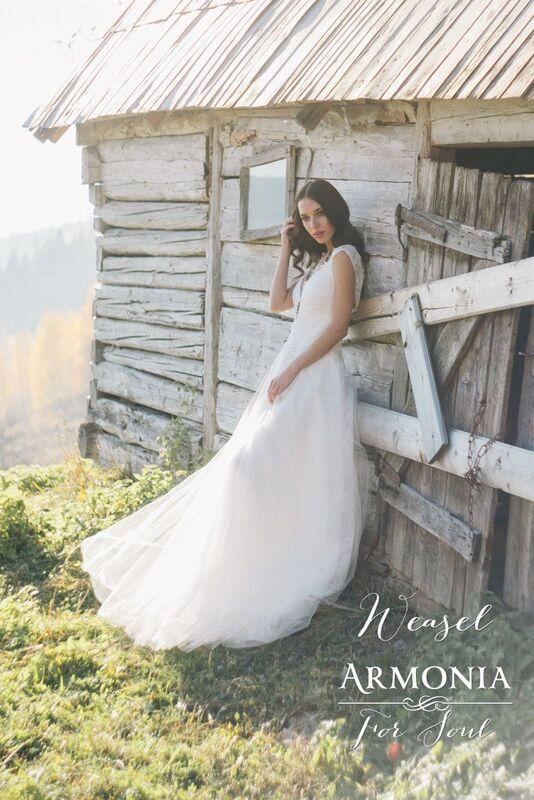 Свадебное платье напрокат Lanesta Свадебное платье Weasel - фото 1
