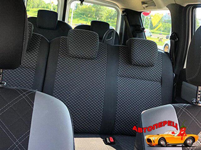 Прокат авто Lada Largus 2017 - фото 4