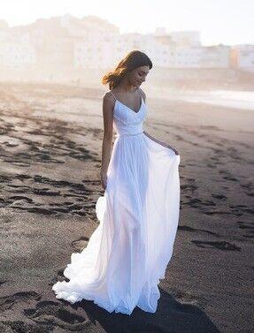 Свадебное платье напрокат Blammo-Biamo Свадебное платье Dream Ocean Iymi - фото 2
