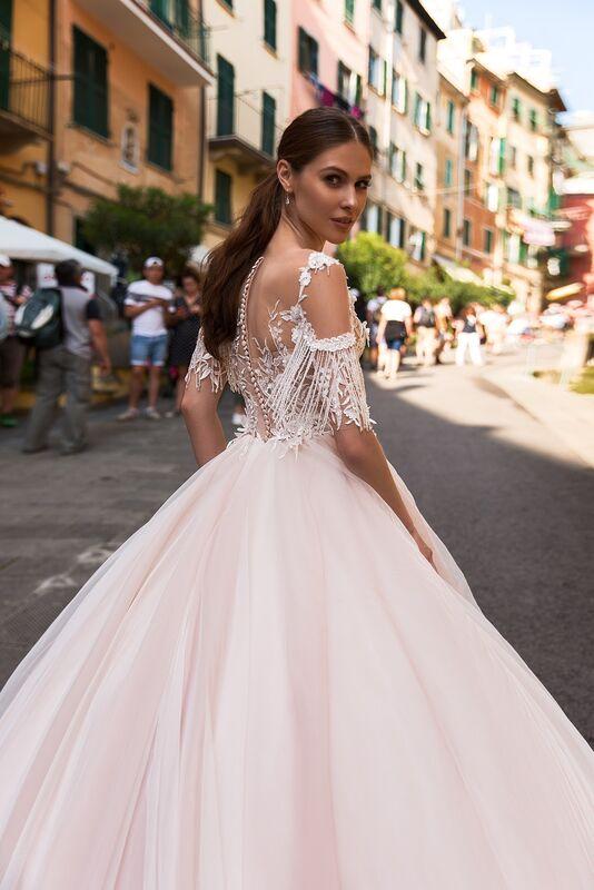 """Свадебный салон ALIZA свадебное платье """"Lagounee"""" - фото 3"""