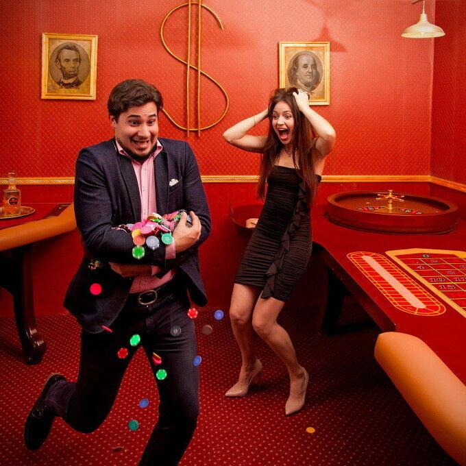 Квест PodZamkom Квест «Ограбление казино Рояль» на 2 чел. - фото 1