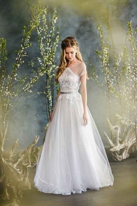 Свадебное платье напрокат Артемида Платье свадебное Nicol - фото 2