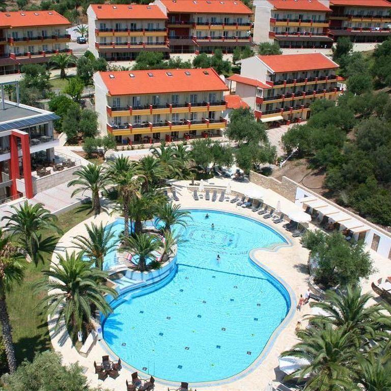 Туристическое агентство EcoTravel Пляжный тур в Грецию, Халкидики, Lagomandra Beach Hotel  4* - фото 1