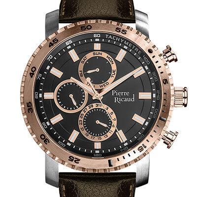 Часы Pierre Ricaud Наручные часы P91080.R214QF - фото 1