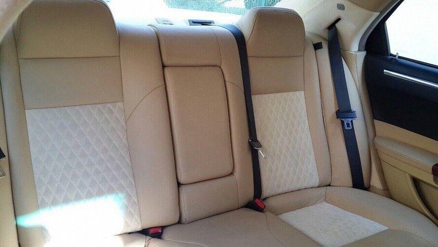 Прокат авто Chrysler 300C White - фото 4