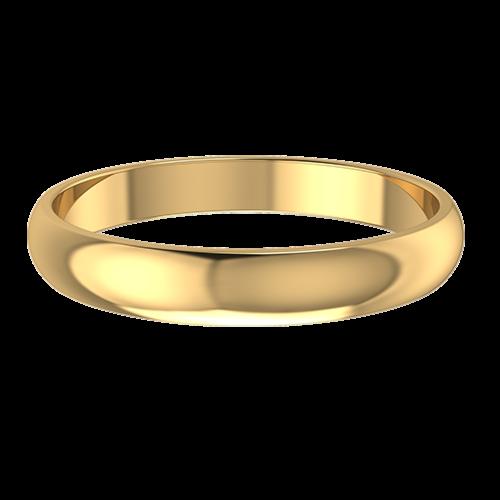 Ювелирный салон ZORKA Обручальное кольцо 163002-9L - фото 1
