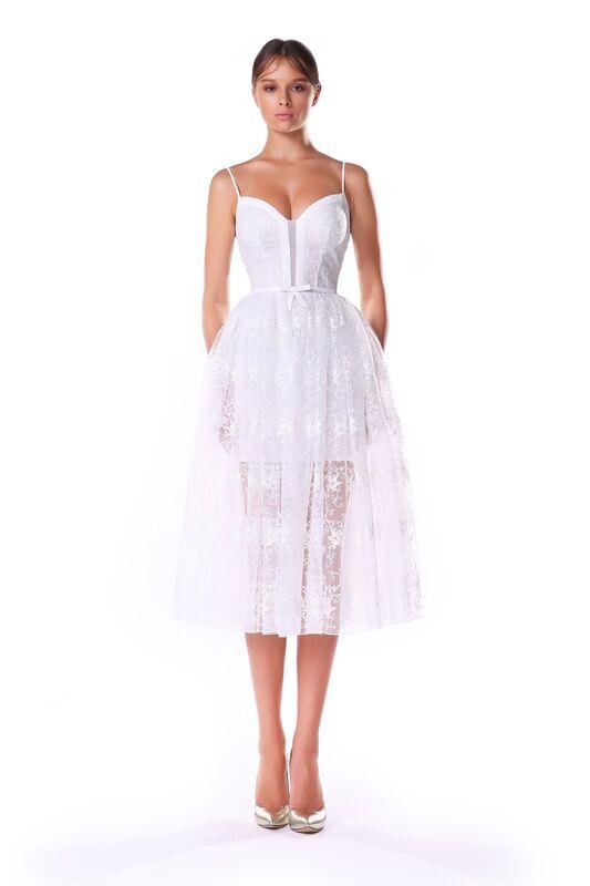 Платье женское Isabel Garcia Коктейльное платье BB1316 - фото 1