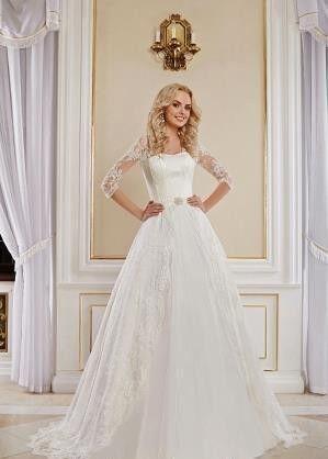 Свадебный салон Robe Blanche Платье свадебное «Совершенство» - фото 1