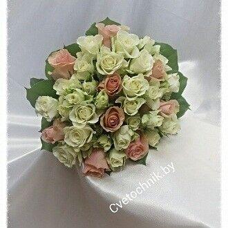 Магазин цветов Цветочник Букет невесты «Татьяна» - фото 1