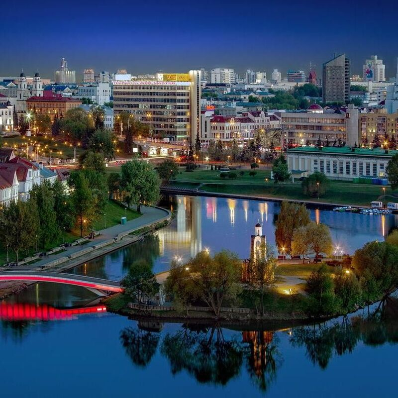 Организация экскурсии Дортур Обзорная экскурсия по Минску - фото 1