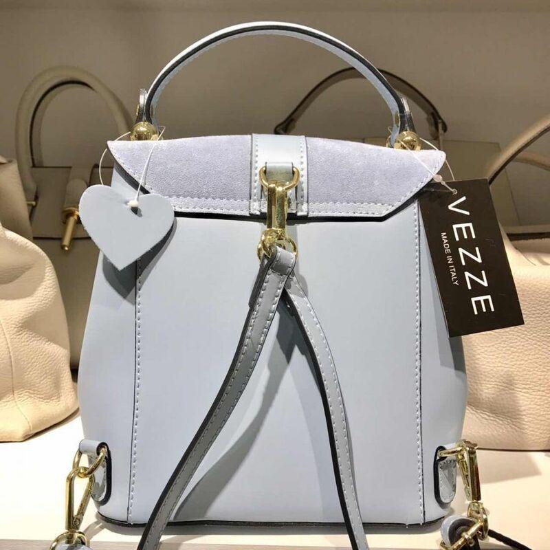 Магазин сумок Vezze Кожаный рюкзак С00192 - фото 2