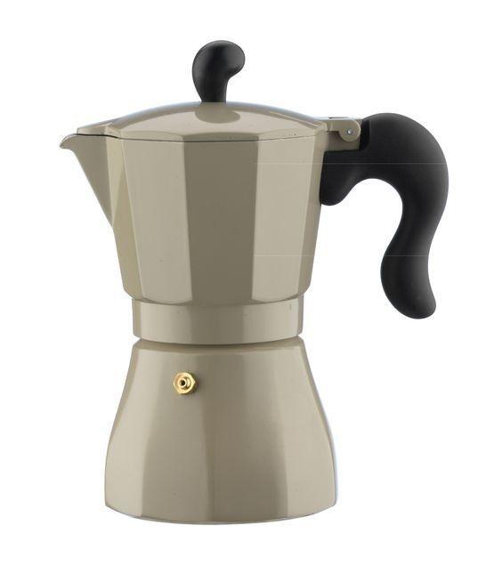 Подарок Grunwerg Гейзерная кофеварка (на 6 порций) ECM-600C - фото 1