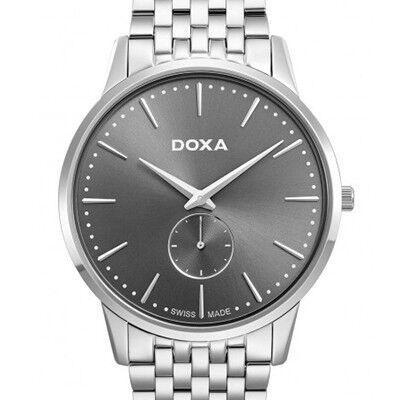 Часы DOXA Наручные часы Slim Line 1 Gent 105.10.101.10 - фото 1