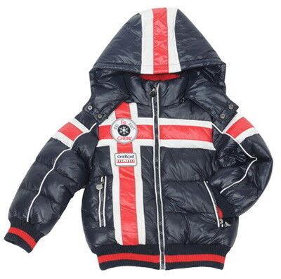 Верхняя одежда детская Cherche Куртка для мальчика CH1520 - фото 1