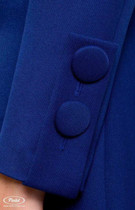 Верхняя одежда женская Pintel™ Приталенное пальто из натуральной шерсти  Avonnie - фото 3