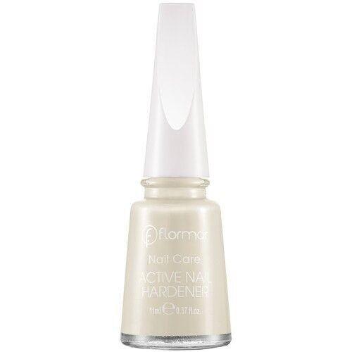 Декоративная косметика Flormar Активный укрепитель для ногтей Active Nail Hardener - фото 1