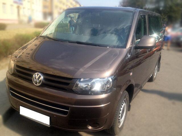 Прокат авто Volkswagen Caravella T5 - фото 1