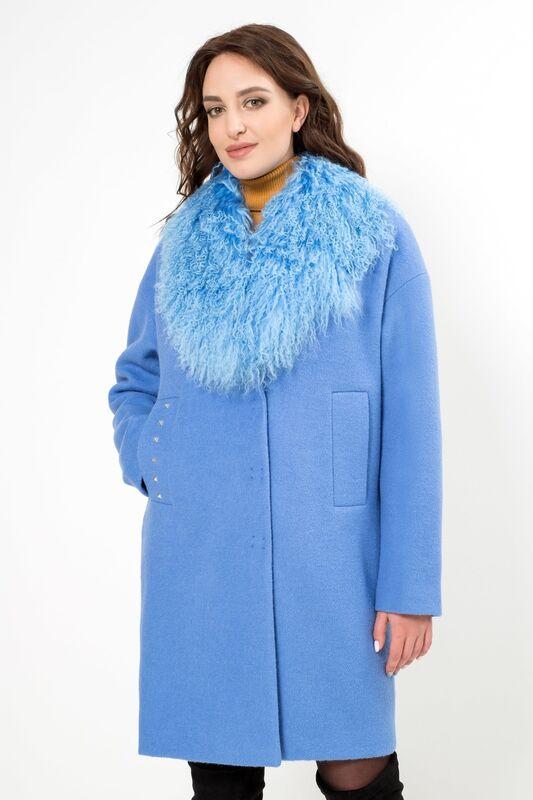 Верхняя одежда женская Elema Пальто женское зимнее 7-7866-1 - фото 3