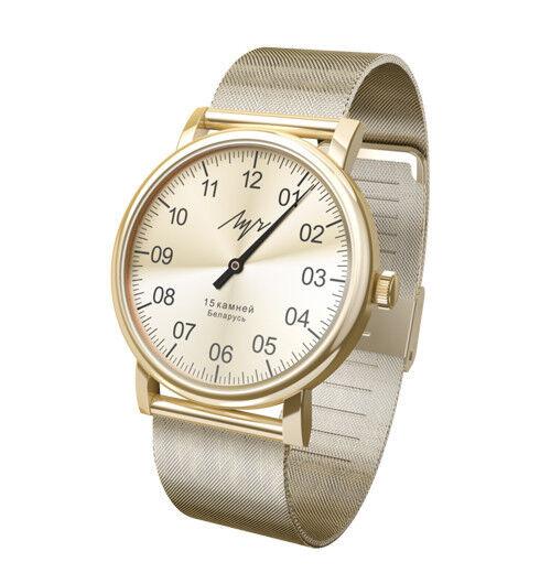 Часы Луч Наручные часы «Однострелочник» 387477761 - фото 2