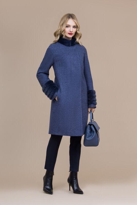 Верхняя одежда женская Elema Пальто женское зимнее 7-8122-1 - фото 1