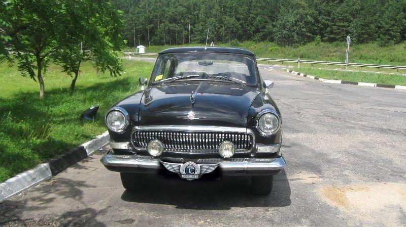 Прокат авто ГАЗ 21 Волга - фото 1