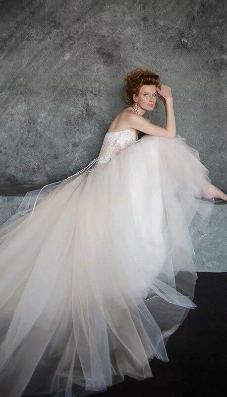 Свадебное платье напрокат Edelweis Платье свадебное «Naples» - фото 2