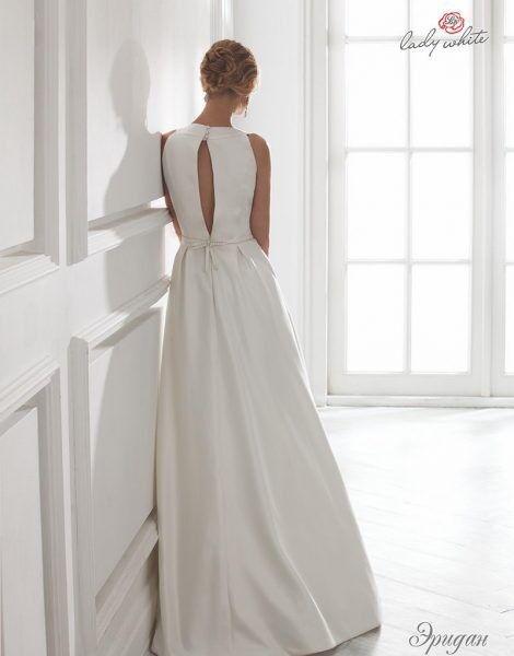 Свадебное платье напрокат Lady White Платье свадебное «Эридан» - фото 2